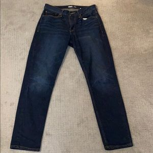 Old Navy Athletic fit blue jeans